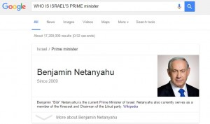 WHO IS ISRAEL PRIME minister